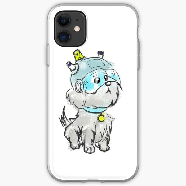 Snuffles was my slave name  iPhone Soft Case