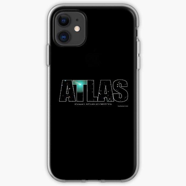 Comet Atlas iPhone Soft Case