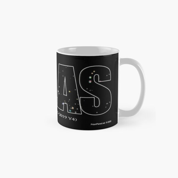Comet Atlas Classic Mug