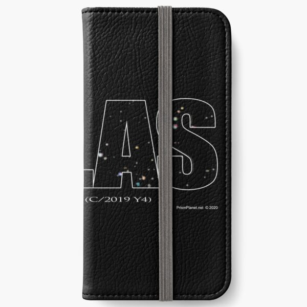 Comet Atlas iPhone Wallet