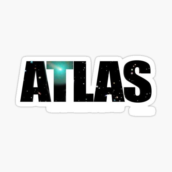 Comet Atlas Sticker