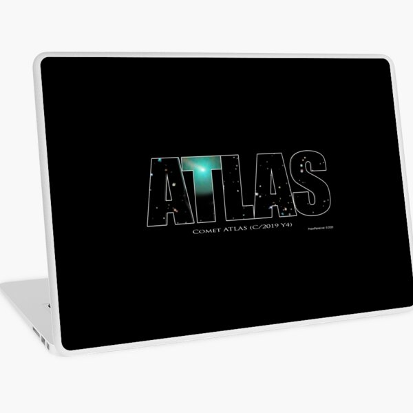 Comet Atlas Laptop Skin