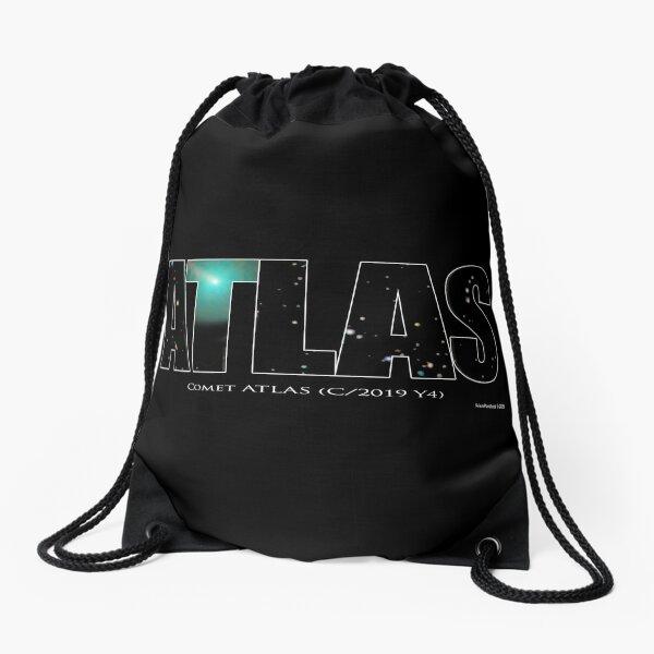 Comet Atlas Drawstring Bag
