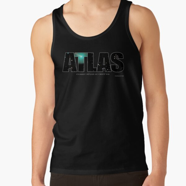 Comet Atlas Tank Top
