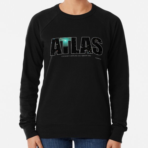 Comet Atlas Lightweight Sweatshirt