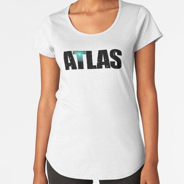Comet Atlas Premium Scoop T-Shirt