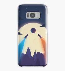 Chasing Balls Samsung Galaxy Case/Skin