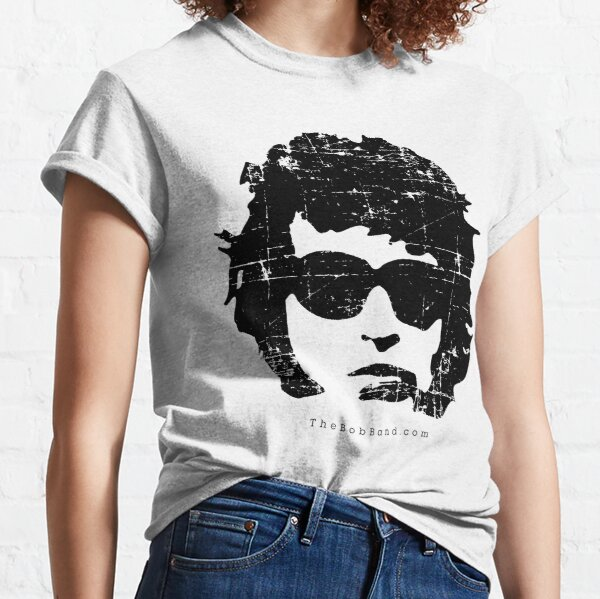 The Bob Band Grunge Logo Classic T-Shirt