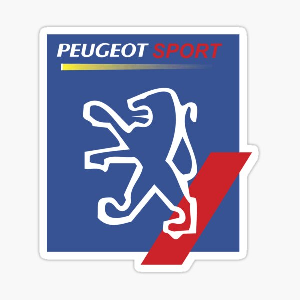 Logo Peugeot Sport Sticker