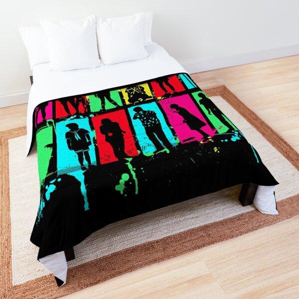 Stranger Crew Comforter