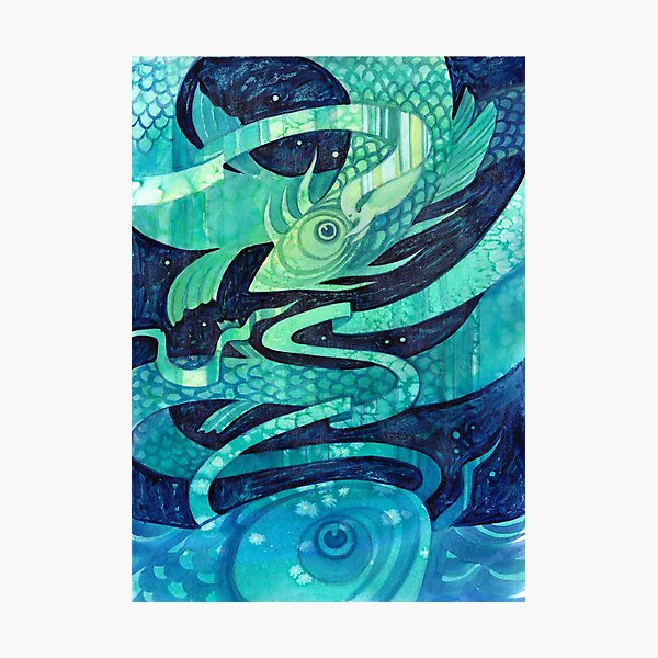 Arctic fishes Photographic Print