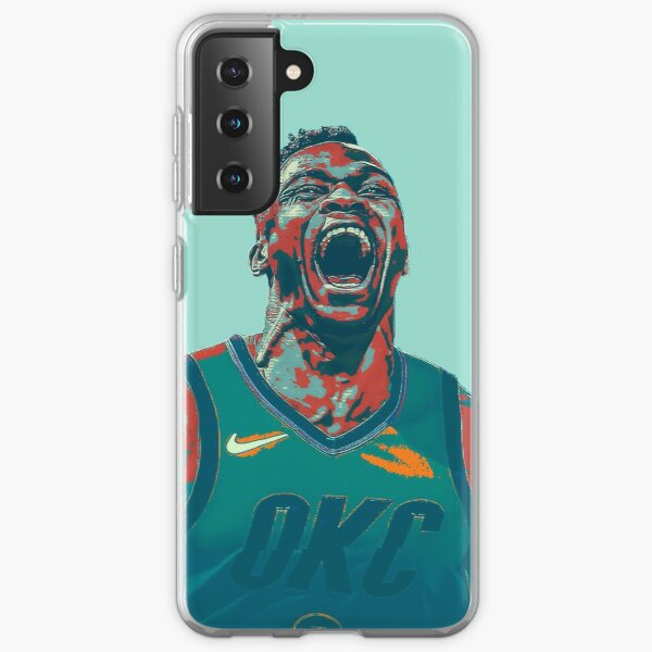 Russell Westbrook Coque souple Samsung Galaxy