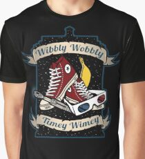 Tenth's Timey Tools Graphic T-Shirt