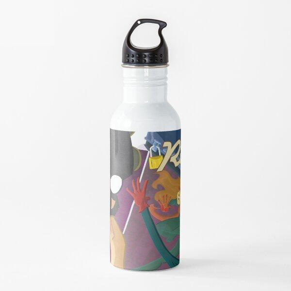 The Indomitable Ribbon Main Cover Water Bottle Water Bottle