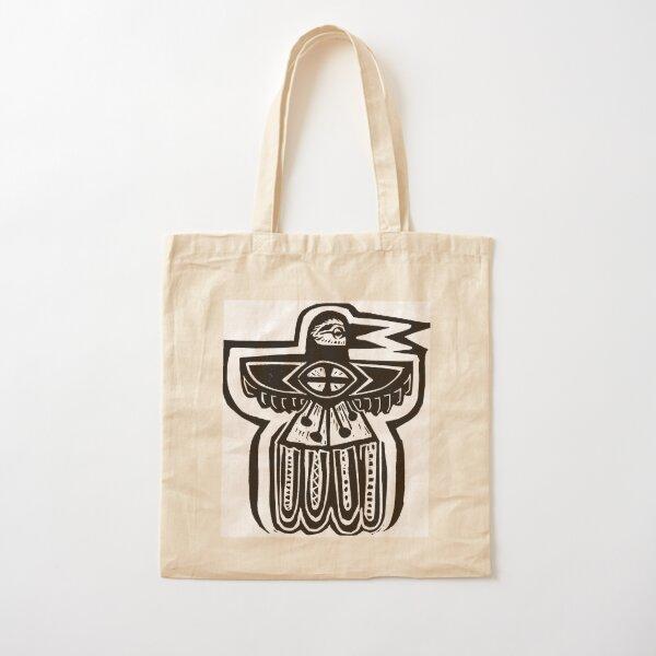 Sacred Elements Bird Cotton Tote Bag