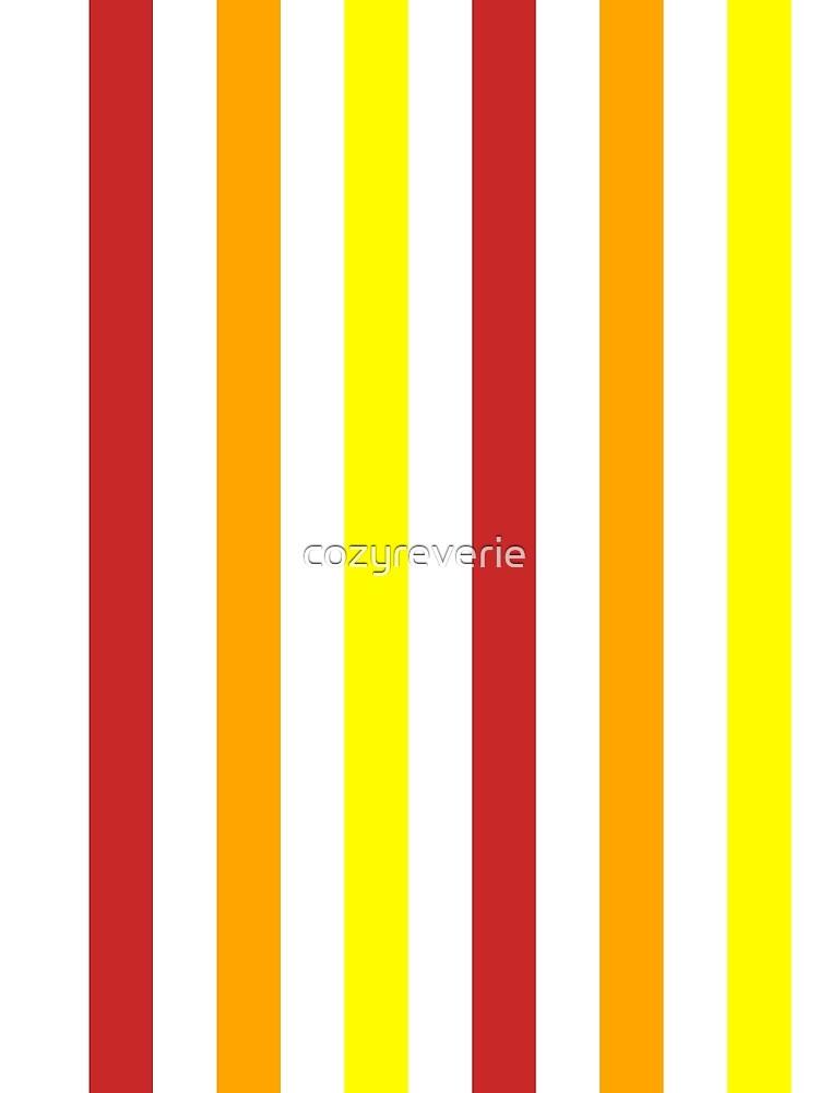 Jolly Stripes by cozyreverie