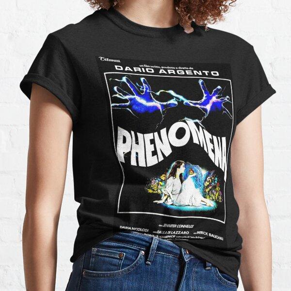 PHENOMENA 1985 HORROR MOVIE! Classic T-Shirt