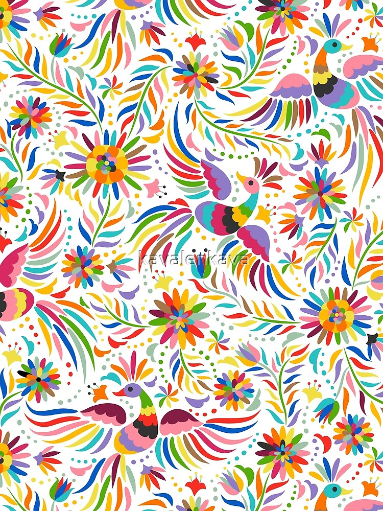 Mexican pattern by kavalenkava