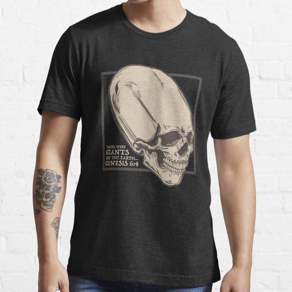 Nephilim, Ancient Giants, Elongated Skulls, Genesis 6:4 Essential T-Shirt