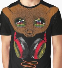 DJ Tarsier Graphic T-Shirt
