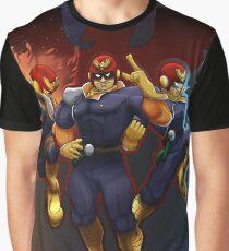 Show Me Your Moves, Captain Falcon!  Graphic T-Shirt