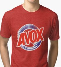 Avox Logo (distressed) Tri-blend T-Shirt