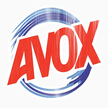 Avox Logo (distressed) by AnthonyPipitone