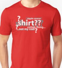 Drunken Deductions Unisex T-Shirt