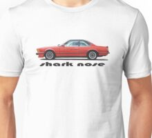 BMW E24 Alpina 'shark nose' Unisex T-Shirt