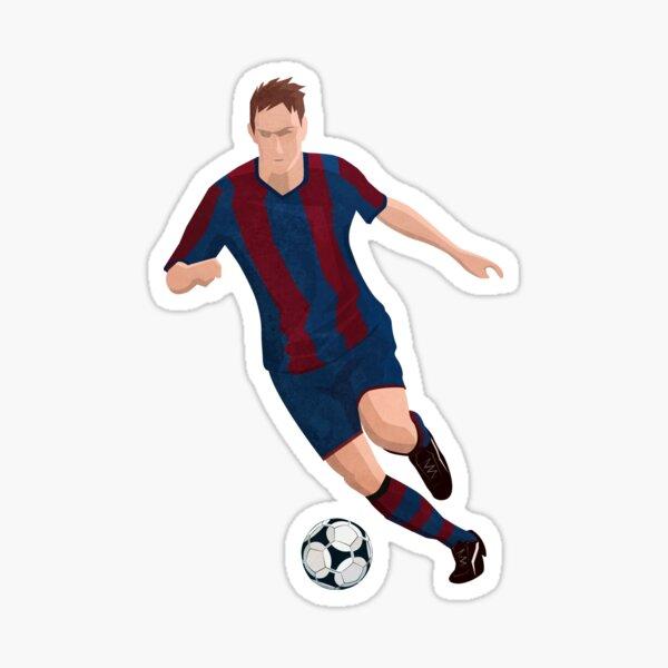 Virtual Soccer Player - BCN Team Sticker