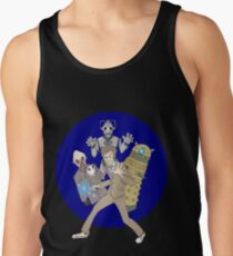 The Tenth Doctor Tank Top