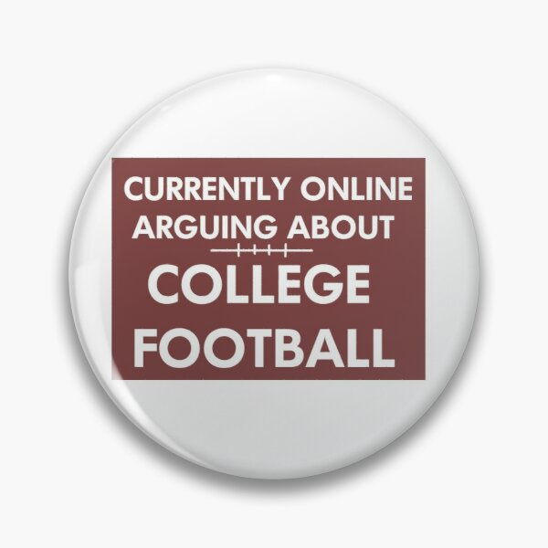 Online Arguing About CFB  Pin