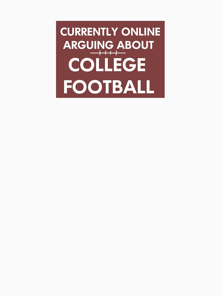 Online Arguing About CFB  by greilly16