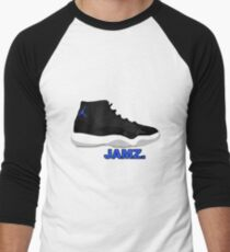 Space Jamz. Men's Baseball ¾ T-Shirt