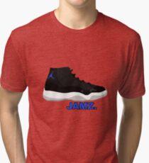 Space Jamz. Tri-blend T-Shirt