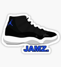 Space Jamz. Sticker