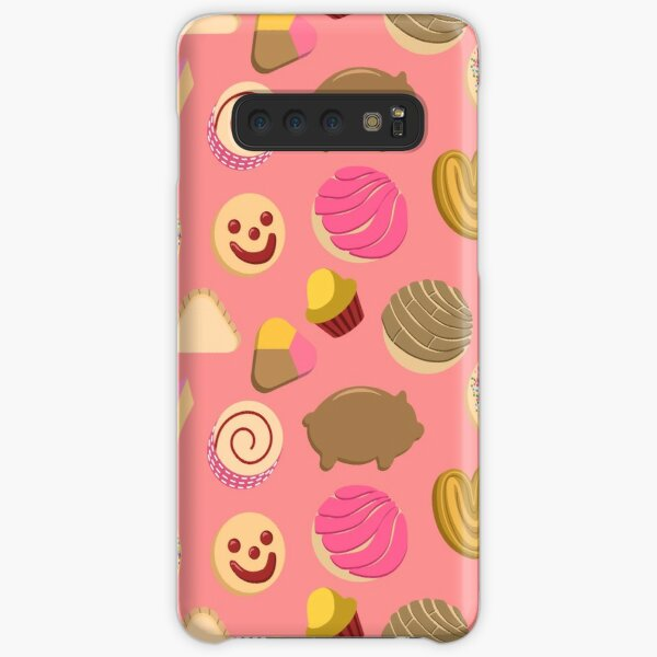 Pan Dulce - Pink Samsung Galaxy Snap Case