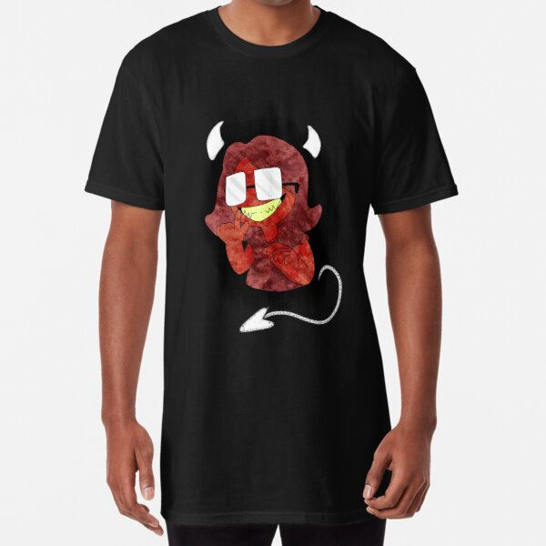 Diseased Demon Long T-Shirt
