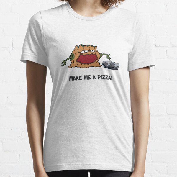 Arno the Tree Troll at Pizza Pass Essential T-Shirt