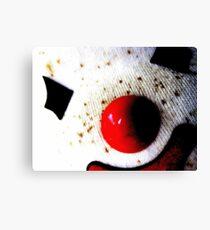 Clowns arent Scarey Canvas Print