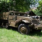 M21 Mortar Motor Carriage by Mythos57