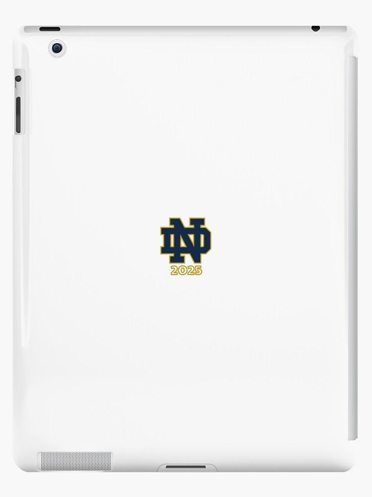 Notre Dame 2025 Ipad Case Skin By Mangotango711 Redbubble
