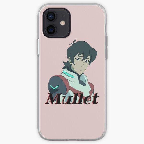 Keith Kogane, Mullet - Voltron iPhone Soft Case