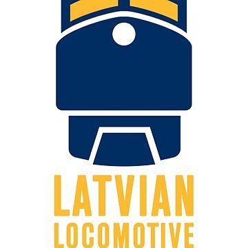 Latvian Locomotive by NEXTLEGEND