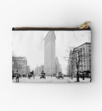 Bolso de mano Vintage Photograph of The NYC Flat Iron Building