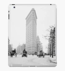 Vinilo o funda para iPad Vintage Photograph of The NYC Flat Iron Building