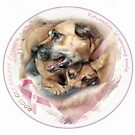 Breast Cancer Awareness-( In Dogs ) by tinypaws