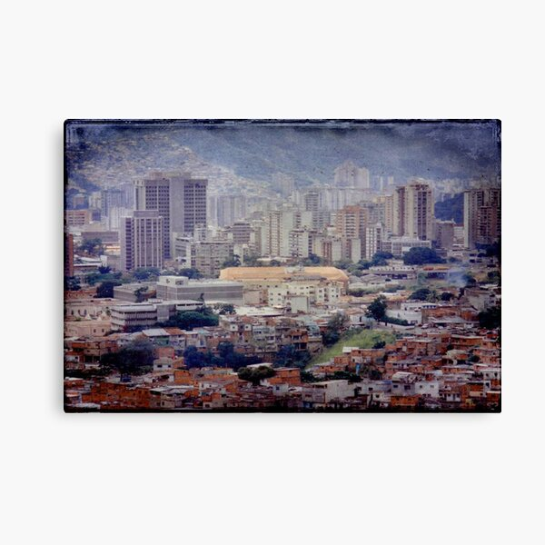 Caracas Venezuela © Canvas Print