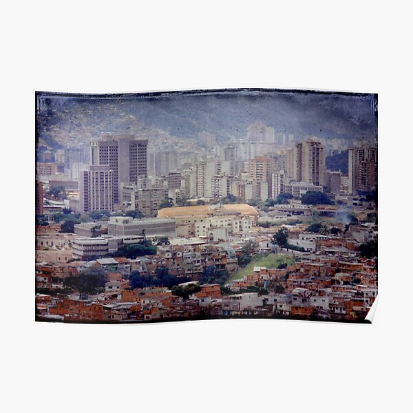Caracas Venezuela © Poster
