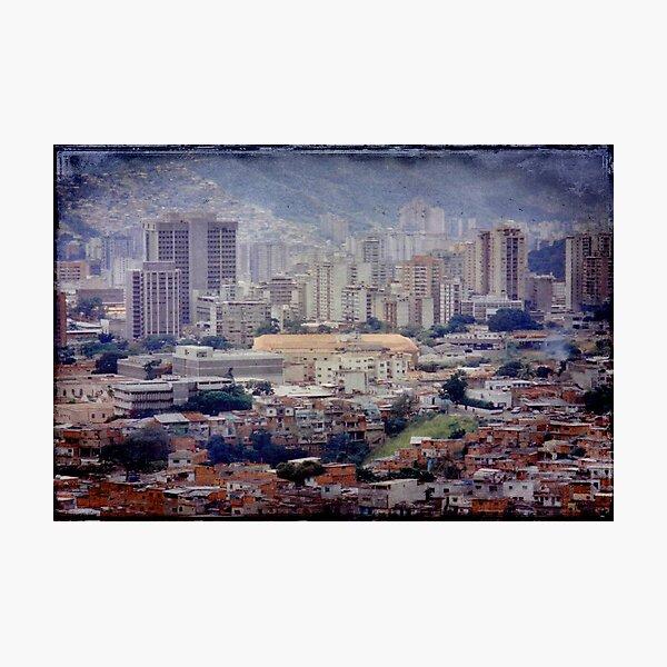 Caracas Venezuela © Photographic Print